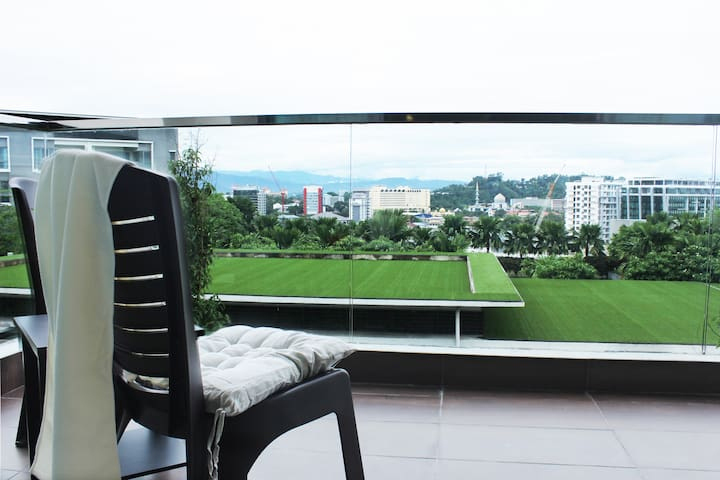 Cozy 3BR Garden View, Loft@IMAGO [ANA SUITES]