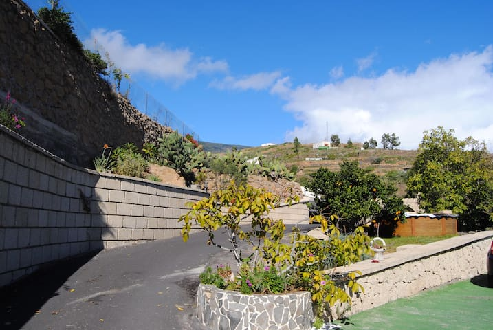Finca El Chamizo - Fasnia - Casa na Terra