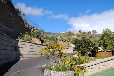 Finca El Chamizo - Maison écologique