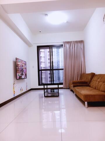 Wei's house /near THSR Hsinchu Station - Zhubei City - Apartamento