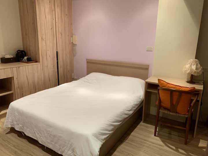 竹北市區全新裝修獨立套房-2楼之二