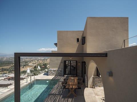 Askianos Luxury Villa II, a Divine Sanctuary