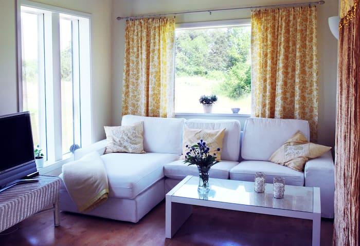 Charming house on Gotland´s east coast