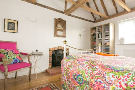 Colourful Double room - Huis