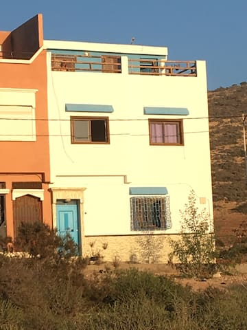 The Big Berber House - 2 Bed First Floor Apartment