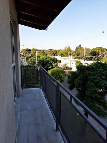 Alojamiento  con cochera en Achiras, Córdoba.