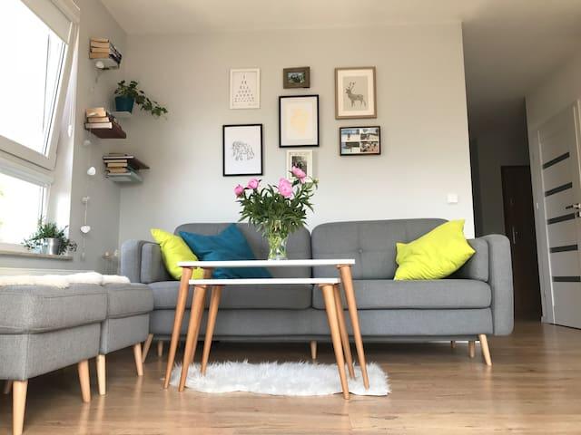 Apartament Przymorze Gdańsk/Sopot