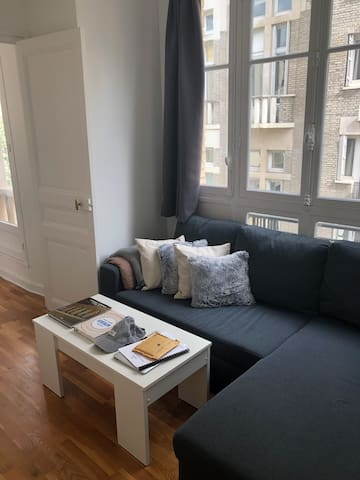 Nice appartment in Central Paris