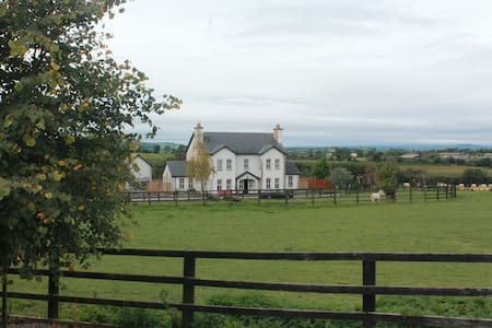 Samaya House B&B, Clonegal, Bunclody, Co. Wexford. - Bunclody - Bed & Breakfast