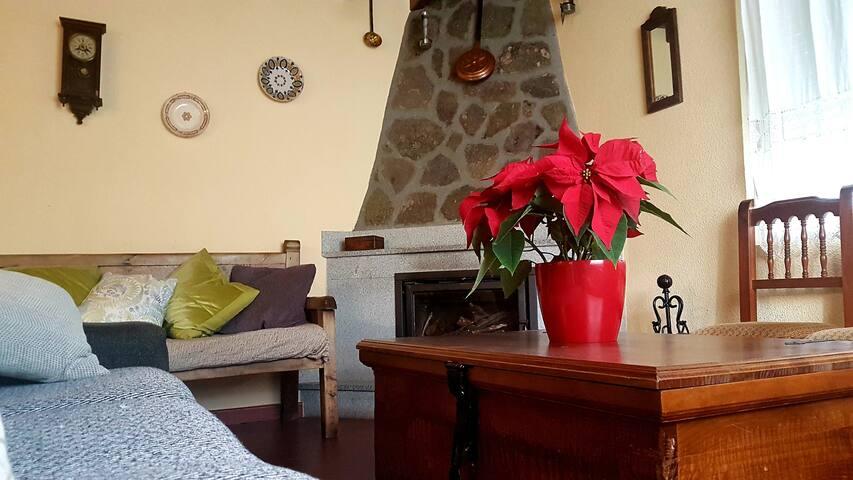Casa Rural Las Chorreras Gredos