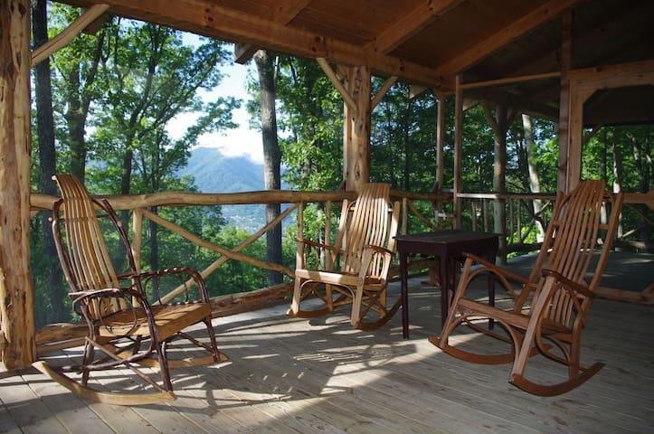 Locust Hill - Waynesville - Cabin