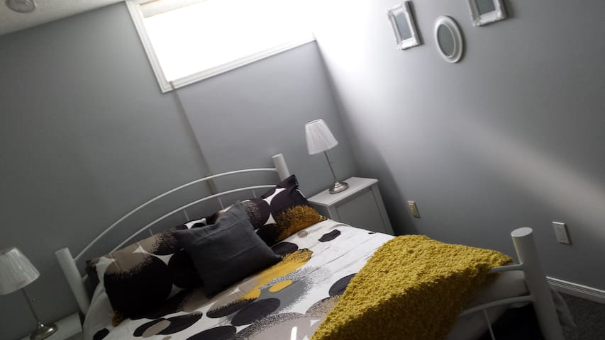 Apartmt 1 bedroom downtown Gatineau - Gatineau - Appartement