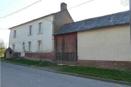 Maison de campagne English spoken - Thieulloy-la-ville