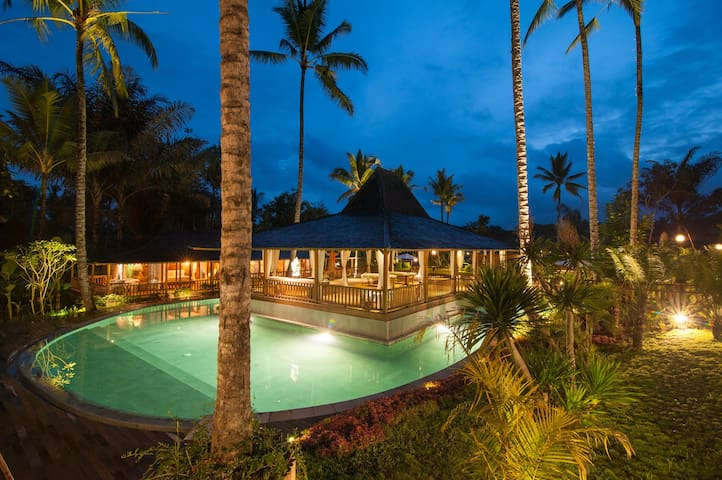 Nag Shamap Luxury Villa n°6 - Ubud