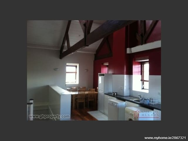 3 Old Mill Apartment - Dromahair - Casa