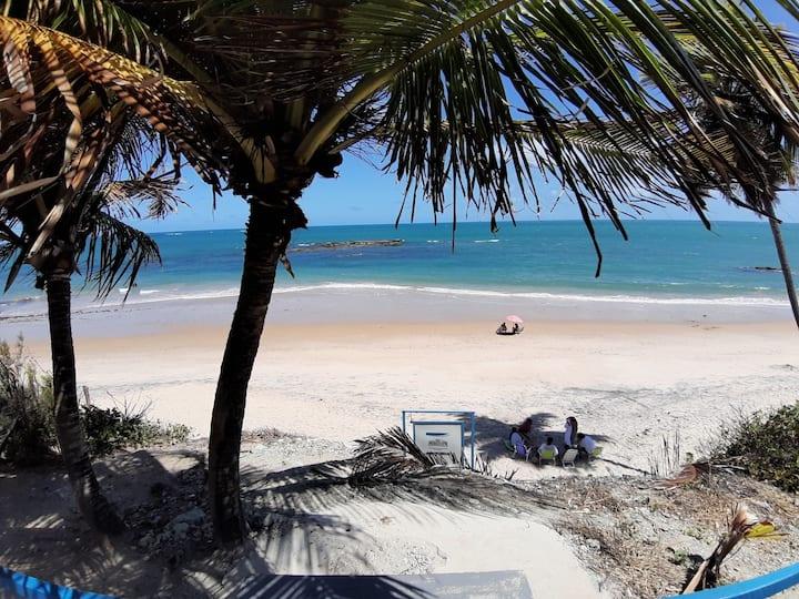 Duplex na praia de Carapibus, litoral sul da PB!
