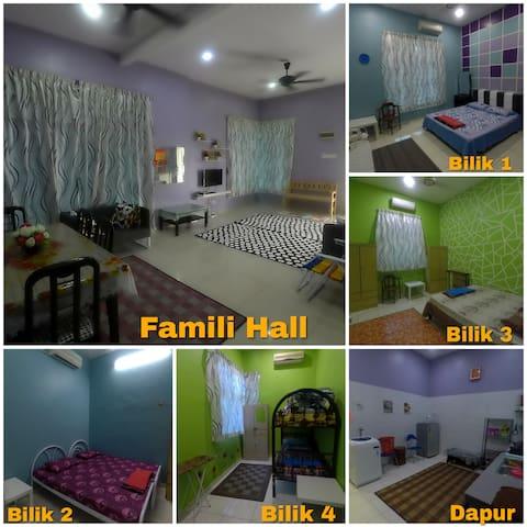 Tihani Homestay Melaka. Clean and Comfortable.