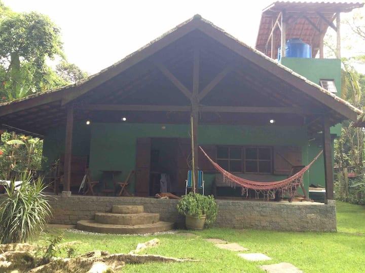 Casa da Árvore Praia de Camburi SP