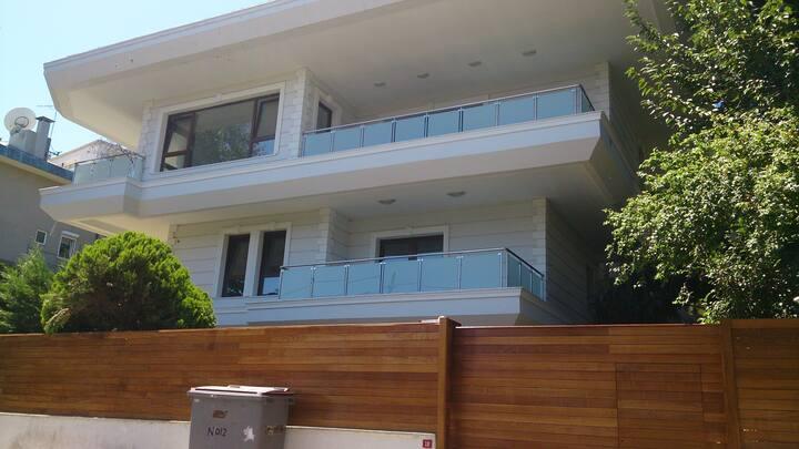 Most Beautiful Villa on Bosphorus Istanbul...