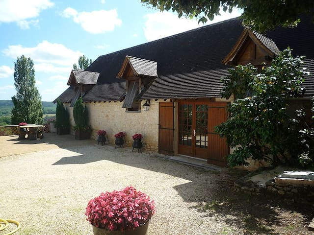 La Périgourdine - Azerat - 단독주택