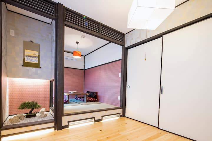 Entire Japanese house 3 Bdrm @Skyree tower 10p/Max