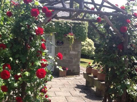 The Garden Room @ Farm Cottage  Thropton, Rothbury