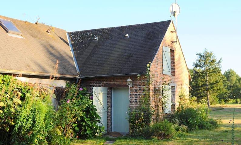 Gîte de la Chavannerie - La Ferté-Saint-Aubin - Ferienunterkunft