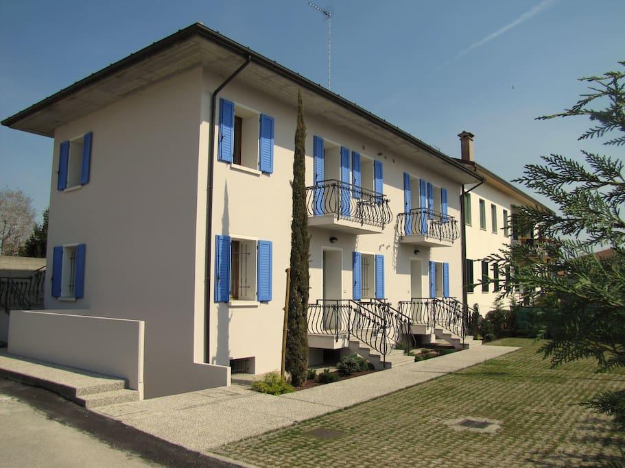 Vg2 art house apartment pordenone appartamenti in for Appartamenti in affitto a pordenone arredati