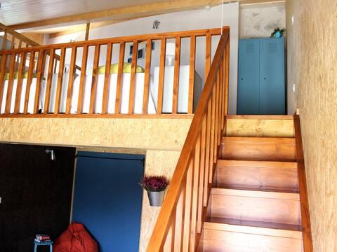 Large Family Room at LaranjaLimao GuestHouse