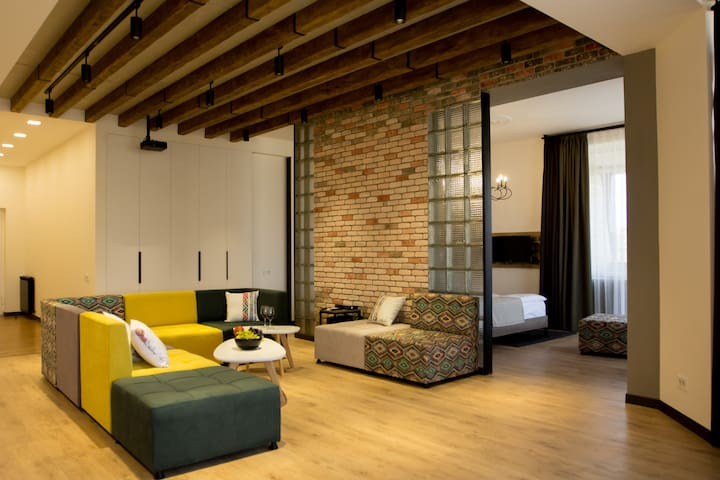 Loft with Terrace  at RIS Dalma Collection