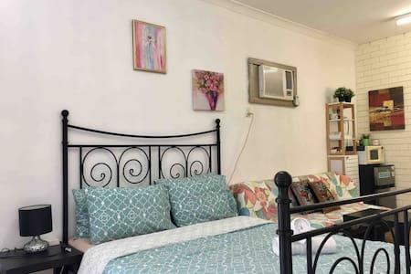 Cozy Studio Room for 2 [2人小公寓]