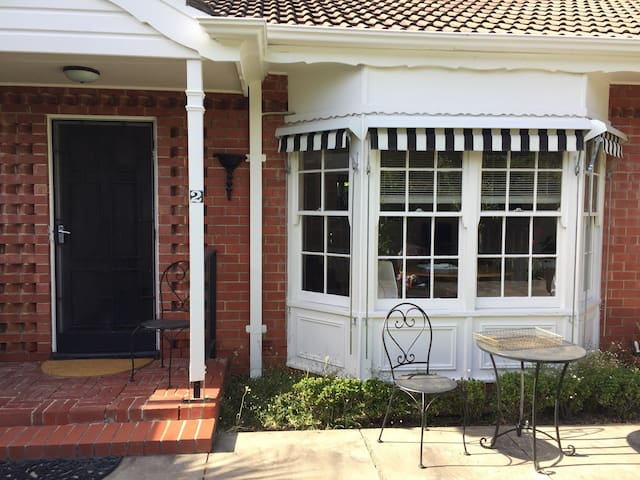 Charming self-contained unit - Toorak Gardens - Wohnung