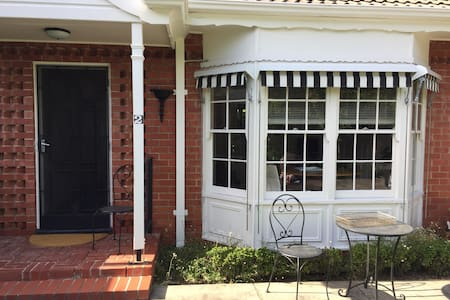 Charming self-contained unit - Toorak Gardens