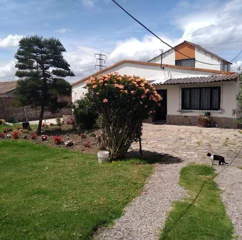 Cabaña Aranjuez Paipa, perfecto para descanso