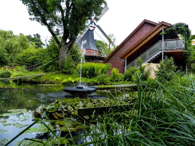 """!! Appartement direkt an der """"Seefelder Mühle"""" !!"""