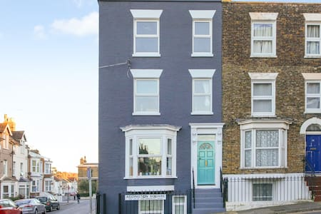 Cosy retreat walking distance to Beach and Shops - Margate - Lejlighed