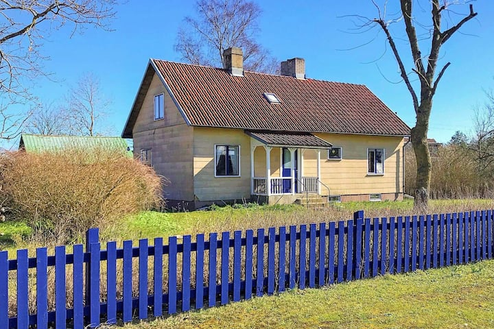 6 person holiday home in SLITE