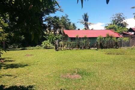 Cozy Gubat Garden Home