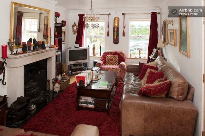 Cosy Double Bedroom in South Dublin Home from Home