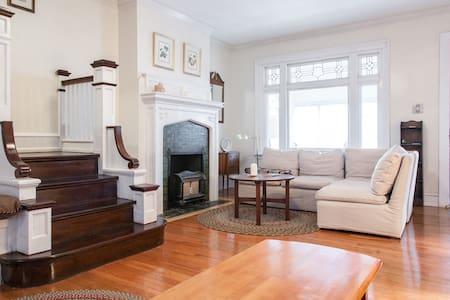 West Philadelphia Victorian Villa - Philadelphia