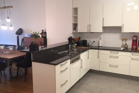 lovely 2 floors apartment in Geneva - Lancy - Lägenhet