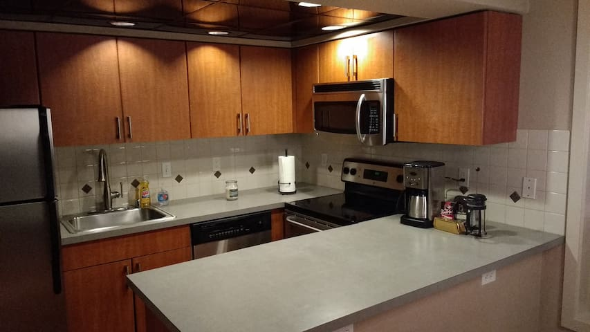 Fully appointed condo in the heart of Seattle - Seattle - Wohnung