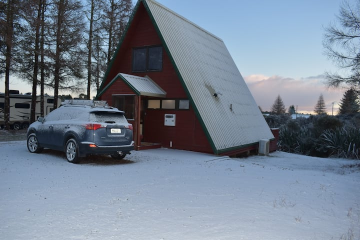 Fitchett Chalet, your holiday home like home!