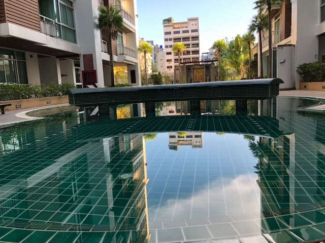 Patong Condo for rent(Cheap but Nice for all)