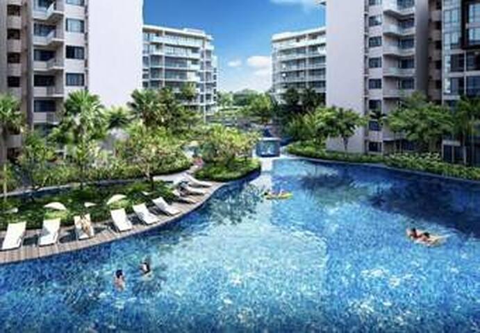 Amazing Condo with pools and a gym. - Singapur - Apartament