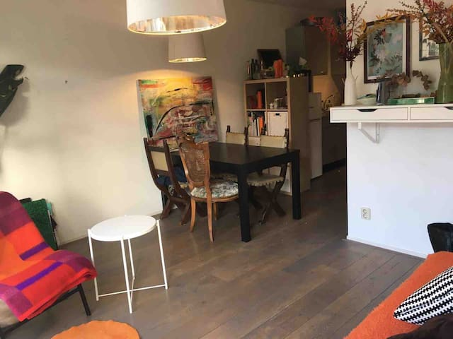 Light and cosy apartment close to city centre