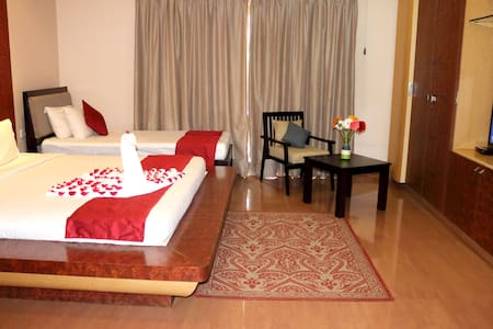 Luxury Accommodation Inside Manyata IT Tech Park - Bengaluru