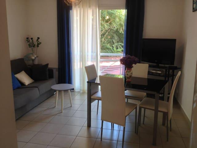 Appartement avec situation idéale