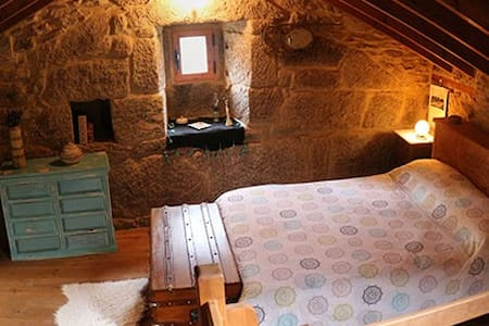 Casa - loft rural en Barcia (Ribadavia) - Melón