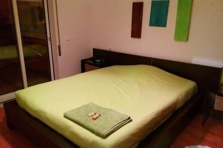 Silent Suite w / Terrace - Green Room - Apartamento